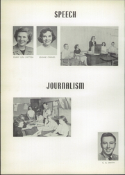 Page 26, 1954 Edition, Central High School - Cotton Boll Yearbook (Jackson, MS) online yearbook collection