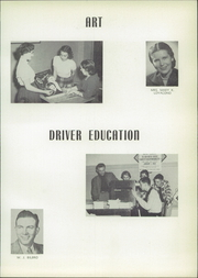 Page 27, 1954 Edition, Central High School - Cotton Boll Yearbook (Jackson, MS) online yearbook collection