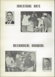Page 28, 1954 Edition, Central High School - Cotton Boll Yearbook (Jackson, MS) online yearbook collection