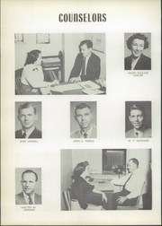 Page 30, 1954 Edition, Central High School - Cotton Boll Yearbook (Jackson, MS) online yearbook collection