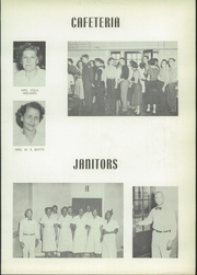 Page 31, 1954 Edition, Central High School - Cotton Boll Yearbook (Jackson, MS) online yearbook collection