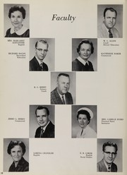 Page 14, 1959 Edition, Central High School - Cotton Boll Yearbook (Jackson, MS) online yearbook collection
