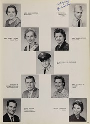 Page 15, 1959 Edition, Central High School - Cotton Boll Yearbook (Jackson, MS) online yearbook collection