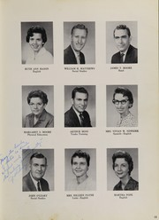 Page 17, 1959 Edition, Central High School - Cotton Boll Yearbook (Jackson, MS) online yearbook collection