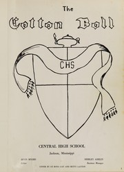Page 5, 1959 Edition, Central High School - Cotton Boll Yearbook (Jackson, MS) online yearbook collection