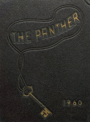 1960 Edition, Quitman High School - Panther Yearbook (Quitman, MS)