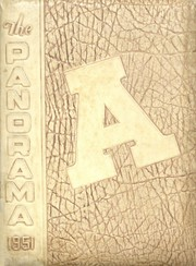Amory High School - Panorama Yearbook (Amory, MS) online yearbook collection, 1951 Edition, Page 1