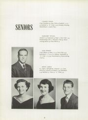 Page 12, 1952 Edition, Amory High School - Panorama Yearbook (Amory, MS) online yearbook collection
