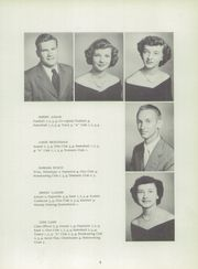 Page 13, 1952 Edition, Amory High School - Panorama Yearbook (Amory, MS) online yearbook collection