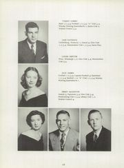 Page 14, 1952 Edition, Amory High School - Panorama Yearbook (Amory, MS) online yearbook collection