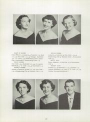 Page 16, 1952 Edition, Amory High School - Panorama Yearbook (Amory, MS) online yearbook collection