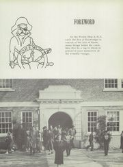 Page 9, 1952 Edition, Amory High School - Panorama Yearbook (Amory, MS) online yearbook collection
