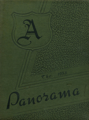 Amory High School - Panorama Yearbook (Amory, MS) online yearbook collection, 1953 Edition, Page 1