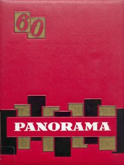 Page 1, 1960 Edition, Amory High School - Panorama Yearbook (Amory, MS) online yearbook collection