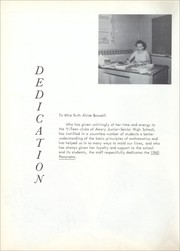 Page 10, 1960 Edition, Amory High School - Panorama Yearbook (Amory, MS) online yearbook collection