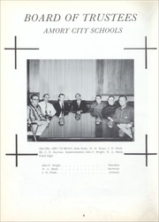Page 12, 1960 Edition, Amory High School - Panorama Yearbook (Amory, MS) online yearbook collection
