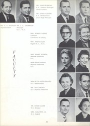 Page 14, 1960 Edition, Amory High School - Panorama Yearbook (Amory, MS) online yearbook collection
