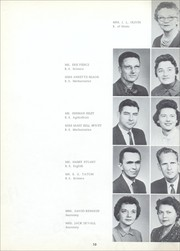 Page 16, 1960 Edition, Amory High School - Panorama Yearbook (Amory, MS) online yearbook collection