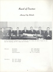 Page 10, 1962 Edition, Amory High School - Panorama Yearbook (Amory, MS) online yearbook collection