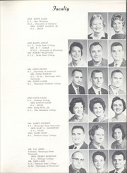 Page 11, 1962 Edition, Amory High School - Panorama Yearbook (Amory, MS) online yearbook collection