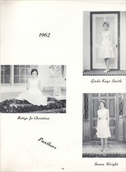 Page 17, 1962 Edition, Amory High School - Panorama Yearbook (Amory, MS) online yearbook collection