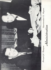 Page 9, 1962 Edition, Amory High School - Panorama Yearbook (Amory, MS) online yearbook collection