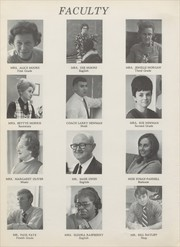 Page 14, 1971 Edition, Amory High School - Panorama Yearbook (Amory, MS) online yearbook collection