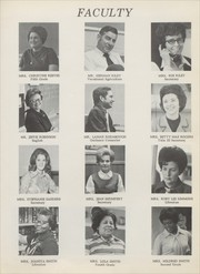 Page 15, 1971 Edition, Amory High School - Panorama Yearbook (Amory, MS) online yearbook collection