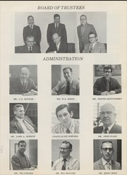 Page 7, 1971 Edition, Amory High School - Panorama Yearbook (Amory, MS) online yearbook collection