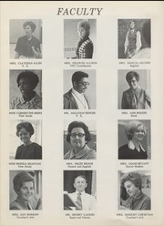 Page 8, 1971 Edition, Amory High School - Panorama Yearbook (Amory, MS) online yearbook collection
