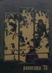 1973 Edition, Amory High School - Panorama Yearbook (Amory, MS)