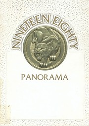 1980 Edition, Amory High School - Panorama Yearbook (Amory, MS)