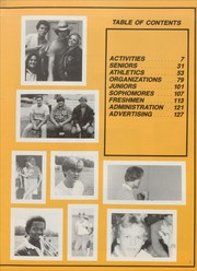 Page 7, 1982 Edition, Amory High School - Panorama Yearbook (Amory, MS) online yearbook collection