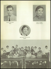 Page 10, 1956 Edition, Columbia High School - Cohian Yearbook (Columbia, MS) online yearbook collection