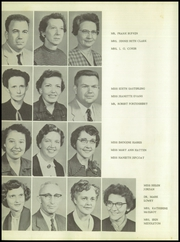 Page 12, 1956 Edition, Columbia High School - Cohian Yearbook (Columbia, MS) online yearbook collection
