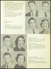 Page 17, 1956 Edition, Columbia High School - Cohian Yearbook (Columbia, MS) online yearbook collection