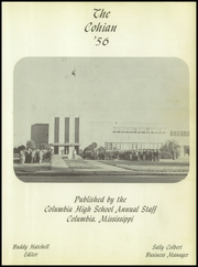 Page 5, 1956 Edition, Columbia High School - Cohian Yearbook (Columbia, MS) online yearbook collection