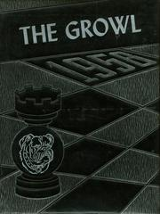 1958 Edition, Prentiss High School - Growl Yearbook (Prentiss, MS)