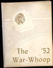 1952 Edition, Senatobia High School - War Whoop Yearbook (Senatobia, MS)