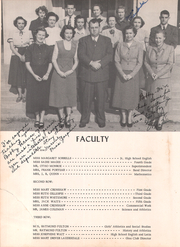 Page 10, 1952 Edition, Senatobia High School - War Whoop Yearbook (Senatobia, MS) online yearbook collection