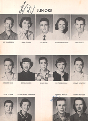 Page 14, 1952 Edition, Senatobia High School - War Whoop Yearbook (Senatobia, MS) online yearbook collection