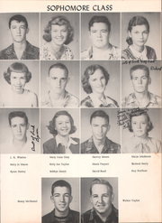 Page 15, 1952 Edition, Senatobia High School - War Whoop Yearbook (Senatobia, MS) online yearbook collection