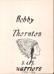 Page 5, 1952 Edition, Senatobia High School - War Whoop Yearbook (Senatobia, MS) online yearbook collection