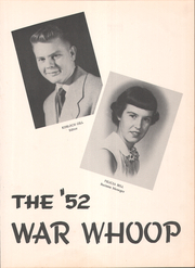 Page 7, 1952 Edition, Senatobia High School - War Whoop Yearbook (Senatobia, MS) online yearbook collection