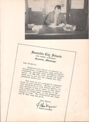 Page 9, 1952 Edition, Senatobia High School - War Whoop Yearbook (Senatobia, MS) online yearbook collection