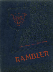 1953 Edition, Forest High School - Rambler Yearbook (Forest, MS)
