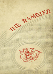 1955 Edition, Forest High School - Rambler Yearbook (Forest, MS)