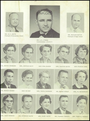 Page 13, 1957 Edition, Forest High School - Rambler Yearbook (Forest, MS) online yearbook collection
