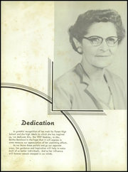 Page 8, 1957 Edition, Forest High School - Rambler Yearbook (Forest, MS) online yearbook collection