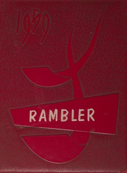 1959 Edition, Forest High School - Rambler Yearbook (Forest, MS)